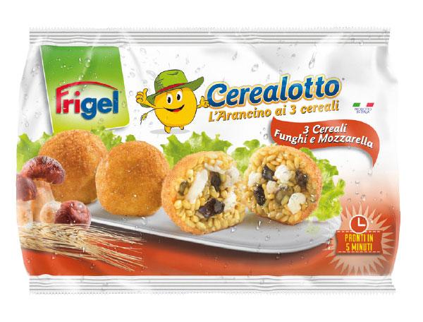 Confezione 400 g Arancino Cerealotto