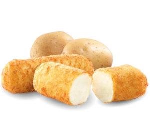 Anteprima Crocchette di Patate